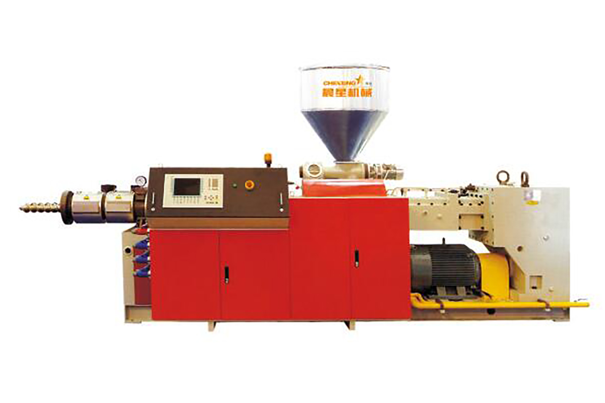 SJP Series Parallel Twin Screw Extruder